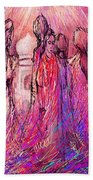Colors Of India Beach Towel