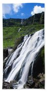 Comeragh Mountains, County Waterford Beach Towel