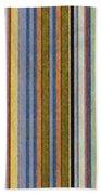 Comfortable Stripes Vlll Beach Towel