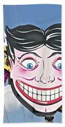 Coney Joker Beach Towel