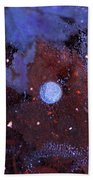 Conjunction Beach Towel