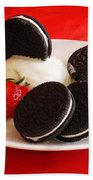 Cookies N Cream Beach Towel
