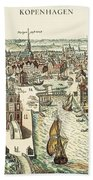 Copenhagen, C1700 Beach Towel