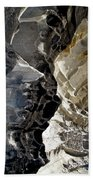 Corrosion By Nature Beach Towel