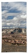 Cottonwood Canyon Badlands Beach Towel