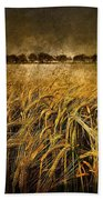 Countryside Beach Towel