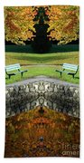 Creation 9 Beach Towel