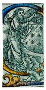 Creation Giunta Pontificale 1520 Beach Towel