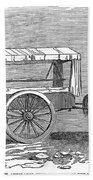 Crimean War: Ambulance Beach Towel