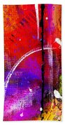 Crossing Over And Back Again Beach Towel
