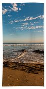 Crystal Cove At Sunset 2 Beach Towel