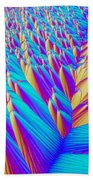 Crystal Vitamin C Beach Towel
