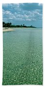 Cuban Paradise Beach Towel
