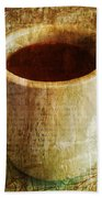 Cup Of Coffee Beach Towel