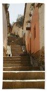 Cusco Peru Street Scenes Beach Towel