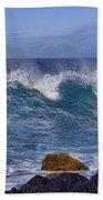 Dancing Water Beach Sheet