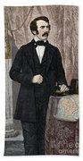 David Livingstone, Scottish Missionary Beach Towel