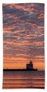 Dawn Highlights Beach Towel