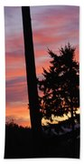 Daybreak On The Island Beach Towel