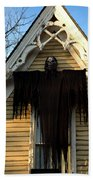Death Eater Ghoul Beach Towel