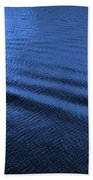 Deep Blue Sea Beach Towel