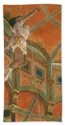 Degas: Miss La La Beach Towel