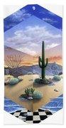 Desert On My Mind 2 Beach Towel