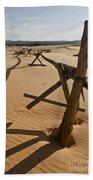 Desolate Beach Towel