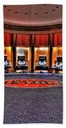 Detroit Pistons Locker Room Auburn Hills Mi Beach Towel