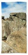Devil's Den Formation 87 Beach Towel