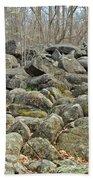 Devil's Potato Patch - Montgomery County - Pennsylvania Beach Towel