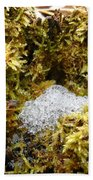Diamonds In A Dragon Nest Beach Towel