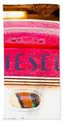 Diesel Pump Beach Towel by Tom Gowanlock