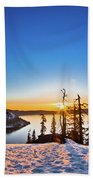Discovery Point Sunrise Beach Towel