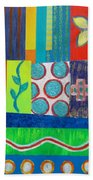 Diversity Has Proven God Is Love V2 Beach Towel by Jeremy Aiyadurai