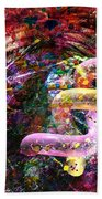 Dna Dreaming 4 Beach Towel