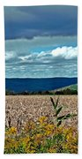 Done For Another Season Beach Towel