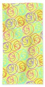Doodles Beach Towel