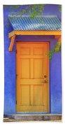 Doorway 4 Beach Towel