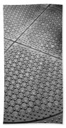 Dots Of Central Park Beach Towel