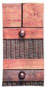 Drawers Beach Towel by Tom Gowanlock