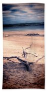 Driftwood 2 Lomo Beach Towel