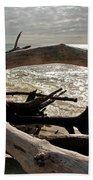 Driftwood Jungle II Beach Towel