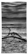 Driftwood Mono Beach Towel