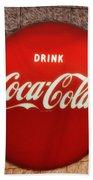 Drink Coca-cola Beach Towel