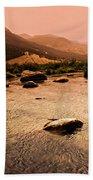 Dubois Sunset Beach Towel