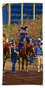 Dukes Of Rex - Impasto Beach Towel