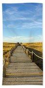 Dune Walkway Beach Sheet