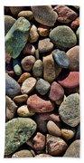 Dyed Stones Beach Towel