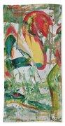 Earth Crisis Beach Towel by Ikahl Beckford